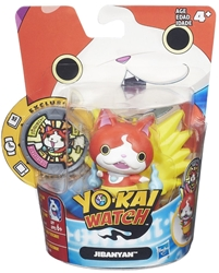 Yo-kai Watch Medal Moments 2 inch figure - Jibanyan Hasbro, Yo-kai Watch, Action Figures, 2016, anime