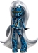 Monster High 4 inch Vinyl Figure - Frankie Stein Chase - 10154-10107CCCGVA