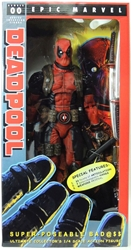 NECA Epic Marvel 1/4 Scale Figure 00 - Deadpool