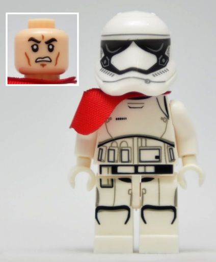 Space Wars Block Figure 867D - Stormtrooper Dargo, Space Wars, Action Figures, 2017, scifi