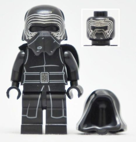 Space Wars Block Figure 867F - Kylo Ren Dargo, Space Wars, Action Figures, 2017, scifi