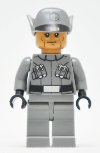 Space Wars Block Figure 867G - Officer Dargo, Space Wars, Action Figures, 2017, scifi
