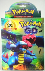 Pokemon Go Generations Card Game Expansion Deck (green) China, Pokemon, Games, 2016, animated, game