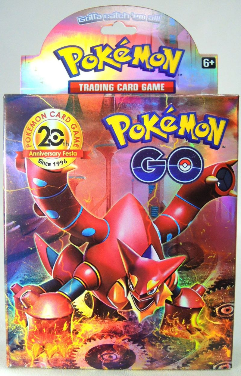 Pokemon Go Generations Card Game Expansion Deck (pink) ?