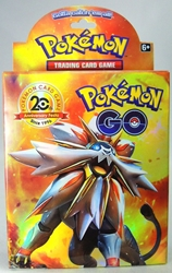 Pokemon Go Generations Card Game Expansion Deck (orange) China, Pokemon, Games, 2016, animated, game