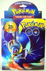 Pokemon Go Generations Card Game Expansion Deck (blue) China, Pokemon, Games, 2016, animated, game