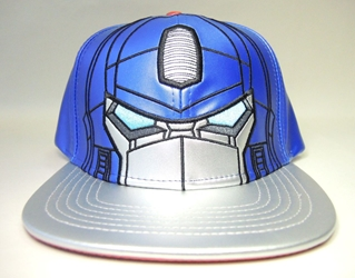 Tranformers Deluxe Cap - Optimus Prime China, Transformes, Hats, 2017, robots