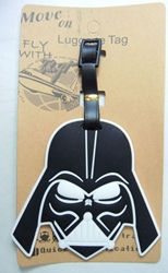 Star Wars Luggage Tag - Darth Vader China, Star Wars, Luggage Tag, 2017|Color~black|Color~white, scifi, movie
