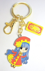Cardcaptor Sakura alloy keychain - Daidouji Tomoyo China, Cardcaptor, Keychains, 2017|Color~red|Color~yellow, anime