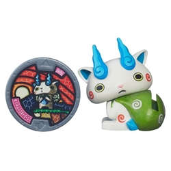 Yo-kai Watch Medal Moments 2 inch figure - Komasan Hasbro, Yo-kai Watch, Action Figures, 2016, anime