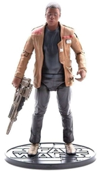 Star Wars Die-Cast Figure - Finn 6.5 inch Disney Lucasfilm, Star Wars, Action Figures, 2016, scifi, movie