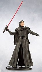 Star Wars Die-Cast Figure - Kylo Ren unmasked 7 inch Disney Lucasfilm, Disney, Action Figures, 2016, fantasy, movie