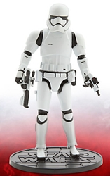 Star Wars Die-Cast Figure - First Order Stormtrooper 6.5 inch Disney Lucasfilm, Star Wars, Action Figures, 2016, scifi, movie