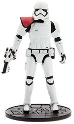 Star Wars Die-Cast Figure - First Order Stormtrooper Officer 6.5 inch Disney Lucasfilm, Star Wars, Action Figures, 2016, scifi, movie