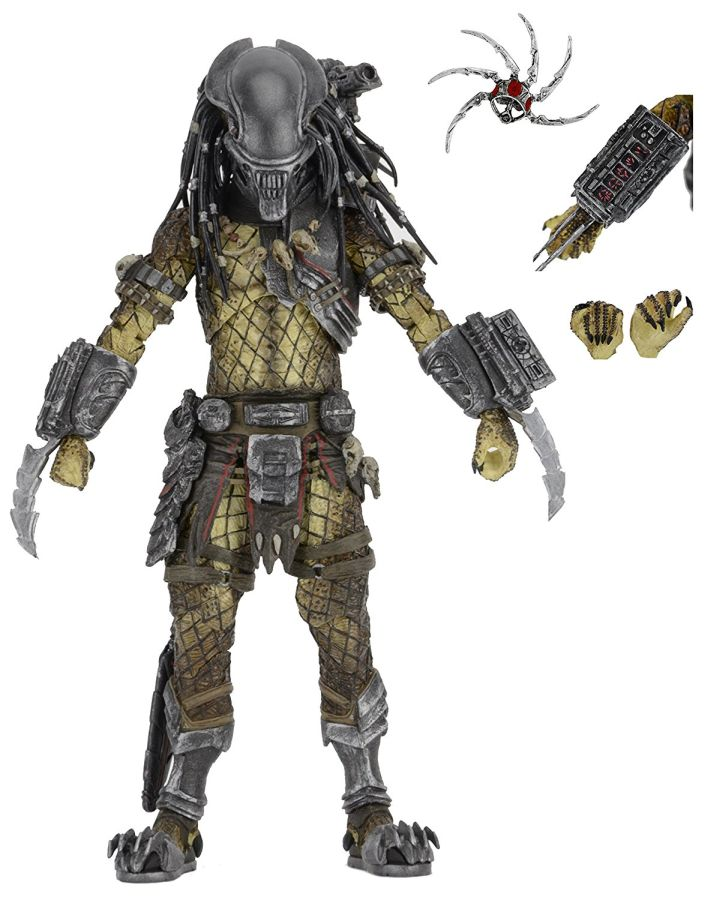 NECA Predator Series 17 Serpent Hunter [not mint] ?