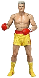 NECA Rocky IV Figure - Ivan Drago (yellow trunks) NECA, Rocky, Action Figures, 2017, sports, movie
