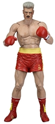 NECA Rocky IV Figure - Ivan Drago (red trunks) NECA, Rocky, Action Figures, 2017, sports, movie