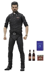 NECA Preacher 7 inch Figure - Jesse Custer NECA, Preacher, Action Figures, 2017, adventure, tv show