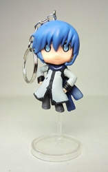 Vocaloid 2.25 inch keychain - Kaito (blue hair) [variant] China, Vocaloid, Keychains, 2015|Color~blue|Color~grey, anime, japan