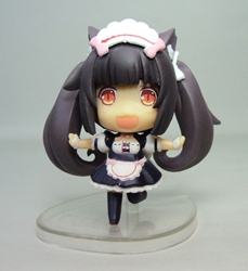 Catgirl 2.5 inch Trading Figure - Chocola China, Catgirl, Action Figures, 2016, anime