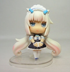 Catgirl 2.5 inch Trading Figure - Vanilla China, Catgirl, Action Figures, 2016, anime