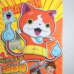 Yo-kai Watch DIY model kit - Jibanyan Samurai Warrior Cat China, Yo-kai Watch, Model kit, 2014, anime