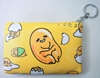 Gudetama Purse with Keyring China, Gudetama, Keychains, 2017|Color~yellow|Color~white, anime