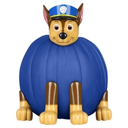 Pumpkin Decorating Push-Ins - Paw Patrol Chase Gemmy Industries, Paw Patrol, Littlest Pet Shop, 2017, kidfare