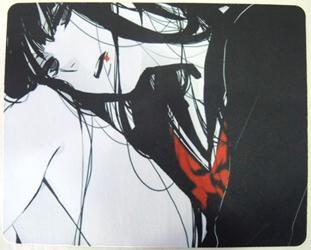 Hell Girl Anime Mouse Pad -  Ai Enma in schoolgirl sailor uniform China, Hell Girl, Mouse Pads, 2017, horror, halloween, japan
