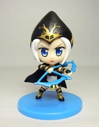 League of Legends 3 inch Figure - Ashe The Frost Archer 065 China, League of Legends, Action Figures, 2016, anime, video game