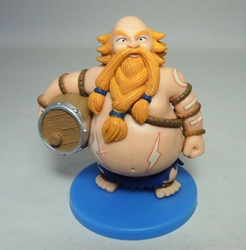 League of Legends 3 inch Figure - Gragas The Rabble Rouser 064 China, League of Legends, Action Figures, 2016, anime, video game