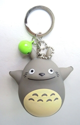 My Neighbor Totoro PVC keychain - Totoro mini-piggy-bank China, My Neighbor Totoro, Keychains, 2017|Color~grey, anime
