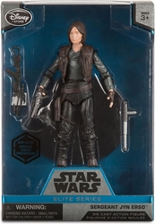 Star Wars Die-Cast Figure - Jyn Erso 6 inch Disney Lucasfilm, Star Wars, Action Figures, 2016, scifi, movie