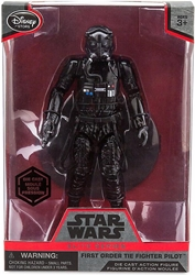 Star Wars Die-Cast Figure - First Order TIE Fighter Pilot 6.5 inch Disney Lucasfilm, Star Wars, Action Figures, 2016, scifi, movie