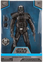 Star Wars 11 inch Figure - Imperial Death Trooper Disney , Star Wars, Action Figures, 2016, scifi, movie