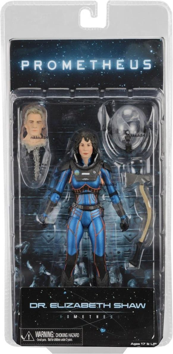 NECA Prometheus  6.5 inch Figure - Dr Elizabeth Shaw NECA, Prometheus , Action Figures, 2017, scifi, movie
