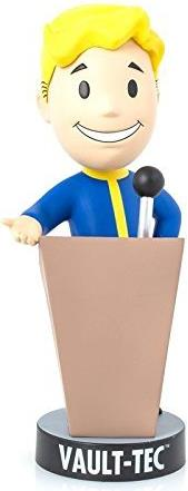 Fallout 5.25 inch Bobble-Heads - Vault Boy - Speech China, Fallout, Bobble-Heads, 2016, scifi, video game