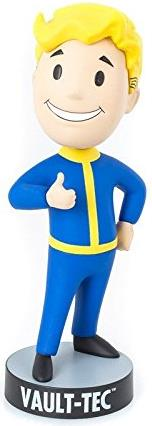 Fallout 4.25 inch Bobble-Heads - Vault Boy - Charisma China, Fallout, Bobble-Heads, 2016, scifi, video game