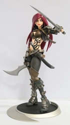 League of Legends 9 inch Figure - Katarina Unlocked China, League of Legends, Action Figures, 2016, anime, video game