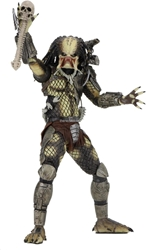 NECA Predator 8 inch Figure - 30th anniversary Jungle Hunter Unmasked NECA, Predator, Action Figures, 2017, scifi, movie