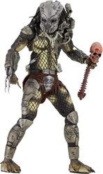 NECA Predator 8 inch Figure - 30th Anniversary Jungle Hunter Masked (Prototype) NECA, Predator, Action Figures, 2017, scifi, movie