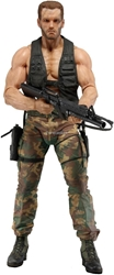 NECA Predator 7 inch Figure - 30th Anniversary Jungle Encounter Dutch NECA, Predator, Action Figures, 2017, scifi, movie