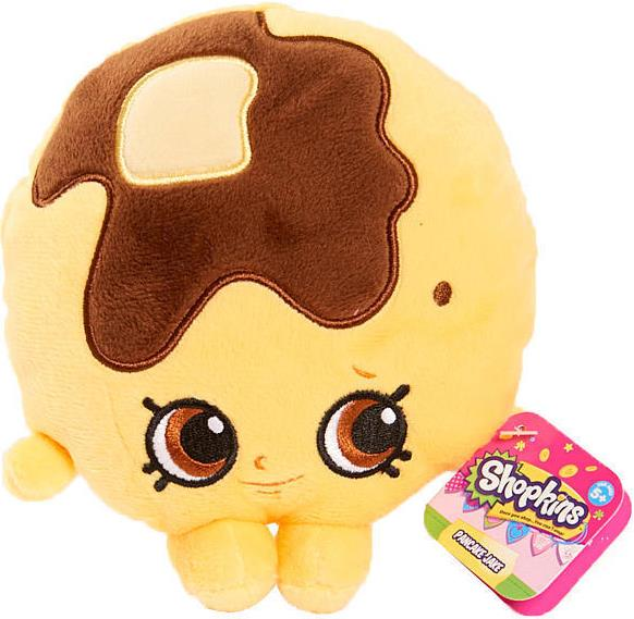 Just Play 2016 Shopkins Plush - Pancake Jake Just Play, Shopkins, Plush, 2016, kidfare