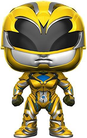 Funko POP! Power Rangers 3.75 inch Figure - 398 Yellow Ranger Funko POP!, Power Rangers, Action Figures, 2016, scifi, tv show