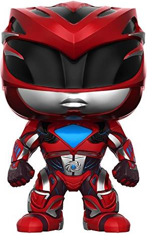 Funko POP! Power Rangers 3.75 inch Figure - 400 Red Ranger Funko POP!, Power Rangers, Action Figures, 2016, scifi, tv show