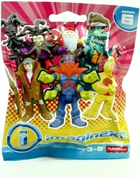 Fisher-Price Imaginext 2.2 inch Figure - Series 6 Mystery Pack (one figure) Fisher-Price, Imaginext, Action Figures, 2015, adventure