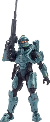 Mattel Halo 6 inch Figure - Fred-104 Mattel, Halo, Action Figures, 2016, scifi, video game