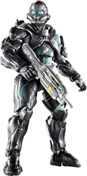 Mattel Halo 6 inch Figure - Spartan Locke Mattel, Halo, Action Figures, 2016, scifi, video game