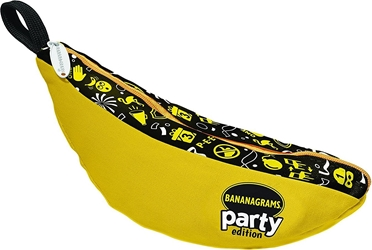 Bananagrams Games - Bananagrams Party Edition Bananagrams, Bananagrams, Games, 2016