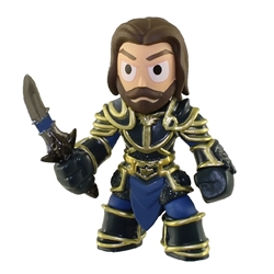 Warcraft 3 inch Figure - Lothar Armored Funko, Warcraft, Action Figures, 2016, fantasy, video game